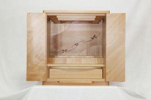仏壇N.01 (松)モダン つきあかり18号 桜