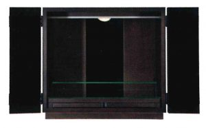 仏壇N.58 (北)トスカーナ14号 ブラック