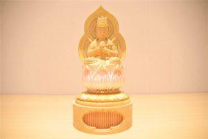 仏像N.11